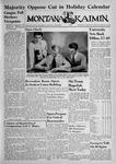 The Montana Kaimin, January 22, 1942
