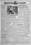 The Montana Kaimin, February 4, 1942