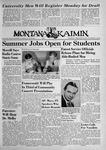 The Montana Kaimin, February 12, 1942