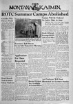 The Montana Kaimin, February 13, 1942