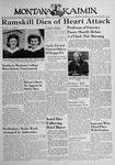 The Montana Kaimin, March 31, 1942