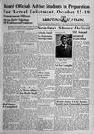 The Montana Kaimin, September 29, 1942