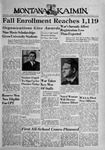 The Montana Kaimin, October 6, 1942