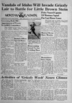 The Montana Kaimin, October 30, 1942