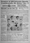 The Montana Kaimin, December 1, 1942