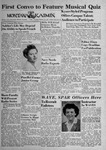 The Montana Kaimin, January 12, 1943
