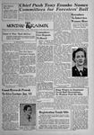 The Montana Kaimin, January 15, 1943
