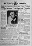 The Montana Kaimin, February 26, 1943
