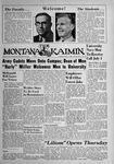 The Montana Kaimin, March 2, 1943