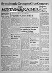 The Montana Kaimin, March 5, 1943