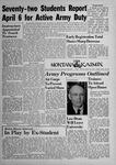 The Montana Kaimin, March 26, 1943
