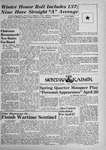 The Montana Kaimin, April 9, 1943