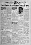 The Montana Kaimin, October 1, 1943