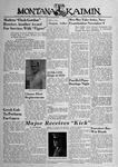 The Montana Kaimin, October 8, 1943