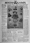 The Montana Kaimin, October 22, 1943