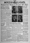 The Montana Kaimin, October 29, 1943