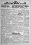 The Montana Kaimin, November 5, 1943