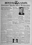 The Montana Kaimin, November 19, 1943