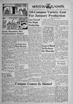 The Montana Kaimin, December 3, 1943