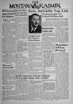 The Montana Kaimin, January 14, 1944