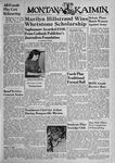 The Montana Kaimin, January 21, 1944