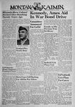 The Montana Kaimin, January 28, 1944