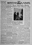 The Montana Kaimin, February 11, 1944