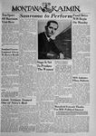 The Montana Kaimin, February 25, 1944