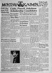 The Montana Kaimin, March 3, 1944