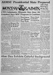 The Montana Kaimin, April 7, 1944
