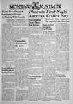 The Montana Kaimin, May 19, 1944