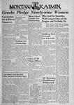 The Montana Kaimin, October 3, 1944
