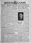 The Montana Kaimin, October 6, 1944