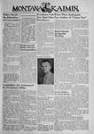 The Montana Kaimin, October 31, 1944