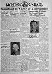 The Montana Kaimin, November 7, 1944