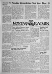 The Montana Kaimin, November 21, 1944