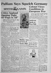 The Montana Kaimin, December 1, 1944