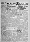 The Montana Kaimin, December 12, 1944