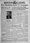 The Montana Kaimin, January 19, 1945