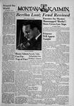 The Montana Kaimin, January 23, 1945