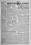 The Montana Kaimin, January 30, 1945