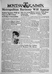 The Montana Kaimin, February 20, 1945
