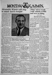 The Montana Kaimin, February 23, 1945