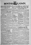 The Montana Kaimin, April 10, 1945