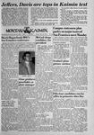 The Montana Kaimin, April 20, 1945
