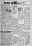 The Montana Kaimin, April 27, 1945