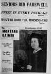 The Montana Kaimin, June 1, 1945