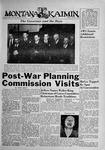 The Montana Kaimin, October 5, 1945