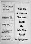 The Montana Kaimin, October 19, 1945