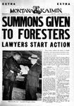 The Montana Kaimin, October 26, 1945 - Extra